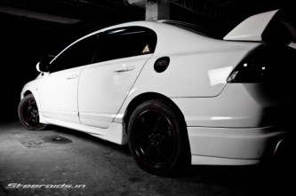 Honda Civic Turbo 4