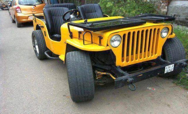 Jeep Low Rider