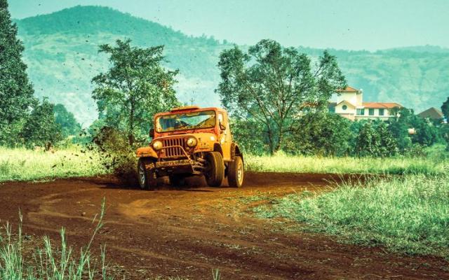 Mahindra Super Thar 2