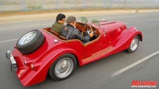 Morgan Roadster Replica 2