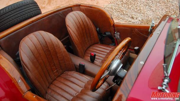Morgan Roadster Replica 4