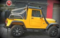 MotorMind's Mahindra Thar Custom 5