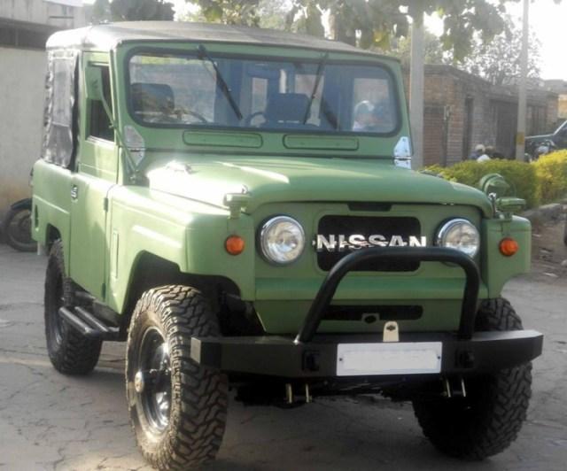 Nissan Patrol P60 or Jonga 1