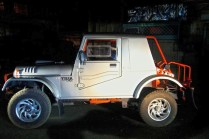 Performance Auto's Mahindra Rally Thar 2