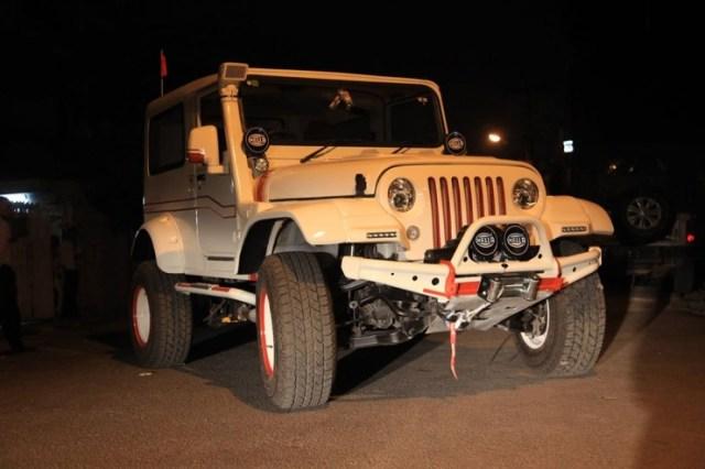 Performance Auto's Mahindra Thar EVO Custom 1