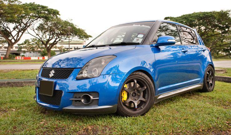 10 Modified Maruti Suzuki Swifts