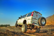 TDI Racing's Ford Endeavour Custom 2