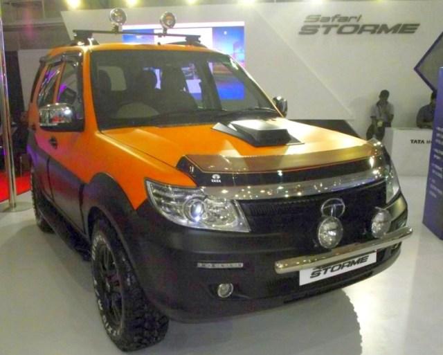 Tata Safari Storme Off Road Custom 1