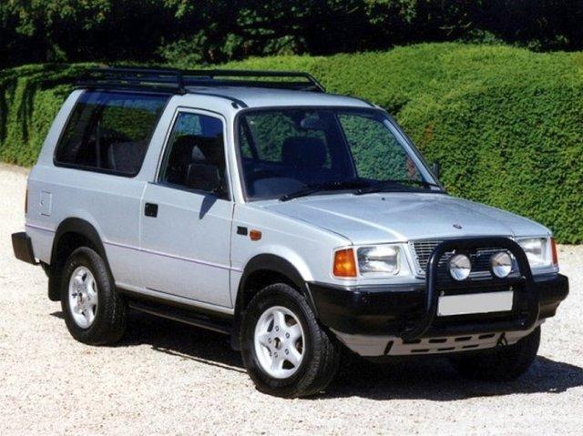Tata Sierra 2