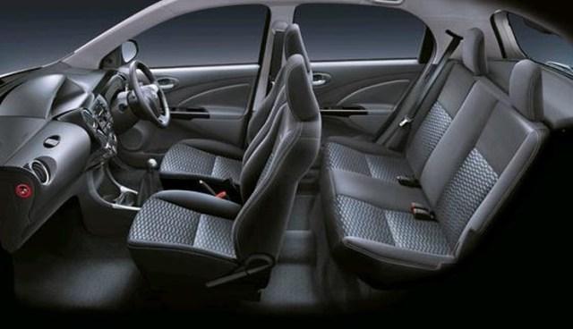 Toyota Etios Liva Interiors