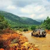 Vishnu Rajam's Ford Endeavour Off Road Custom 1