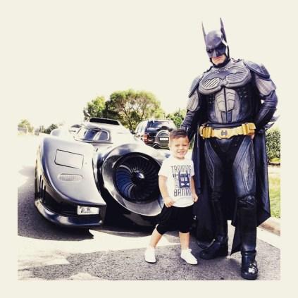 Zac Mihajlovic Batmobile 12