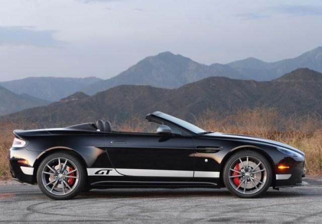 Aston Martin Vantage V8 Roadster 2
