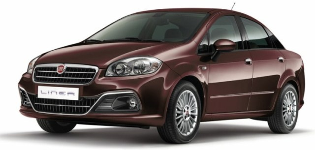 Fiat Linea Sedan Facelift 1
