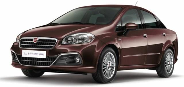 Fiat Linea Sedan Facelift 1