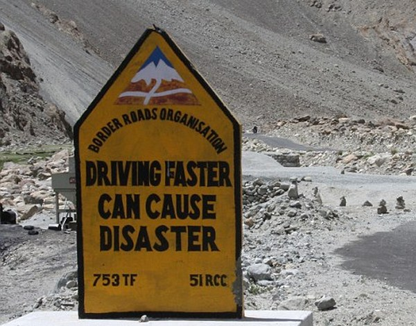 Funny Road Sign 22