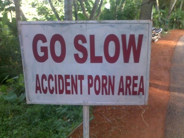 Funny Road Sign 29