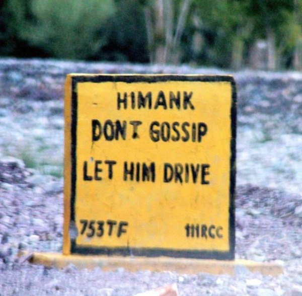 Funny Road Sign 30