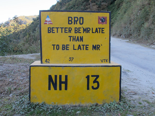 Funny Road Sign 5