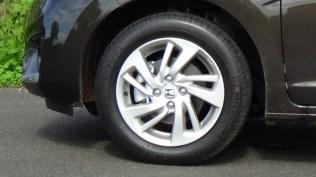Honda Jazz alloy