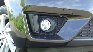 Honda Jazz fog lamp