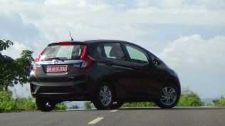 Honda Jazz rear