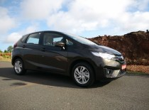 Honda Jazz road test 1