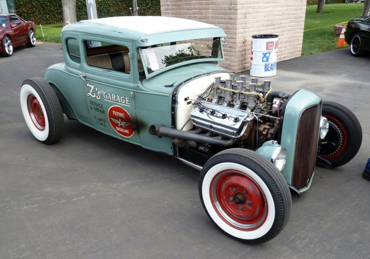 Hot Rods In India On Show This July