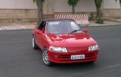 JS Design's Maruti 800 based two door convertible 7