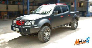 Modster's Tata Xenon Custom 1