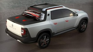 Renault Duster-based Oroch Pick Up Truck Concept 3