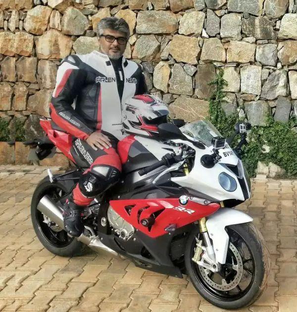 Movie Star Ajith Kumar His Luxury Cars Amp Superbikes