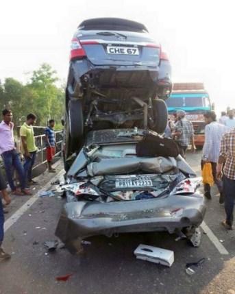 Car Crash Punjab 2