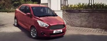 Ford Figo Aspire Compact Sedan 18