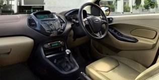 Ford Figo Aspire Compact Sedan 4