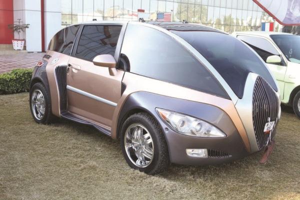 Gurmeet Ram Rahim Singh Insan's Modified Car 7