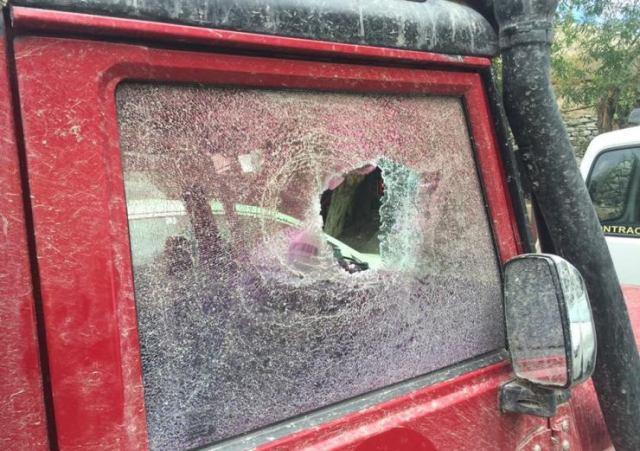 Ladakh Vandalism 2