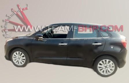 Maruti Suzuki YRA Hatchback Spyshot 2