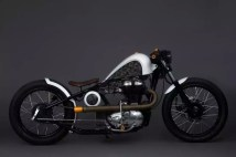 Mean Green Customs' MG-07 Bobber 3