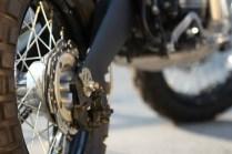 Motoexotica's Yamaha RD350 Scrambler Eight 6