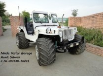 Ninda Motor Garage's Jeep Custom 1