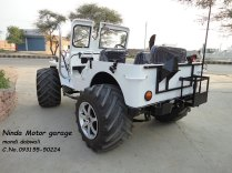 Ninda Motor Garage's Jeep Custom 3
