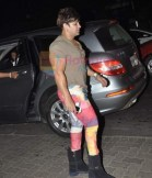 Yash Birla with his Mercedes Benz R-Class