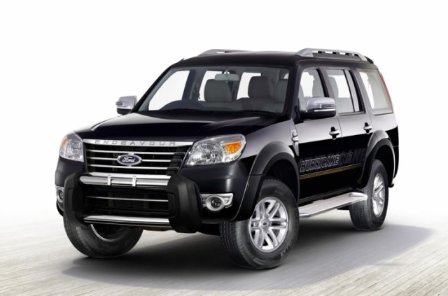 2012 Ford Endeavour