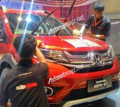 2016 Honda BR-V 2