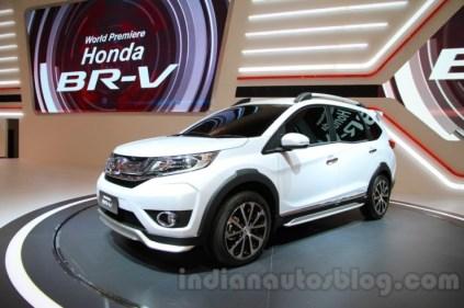 2016 Honda BR-V Compact SUV 5