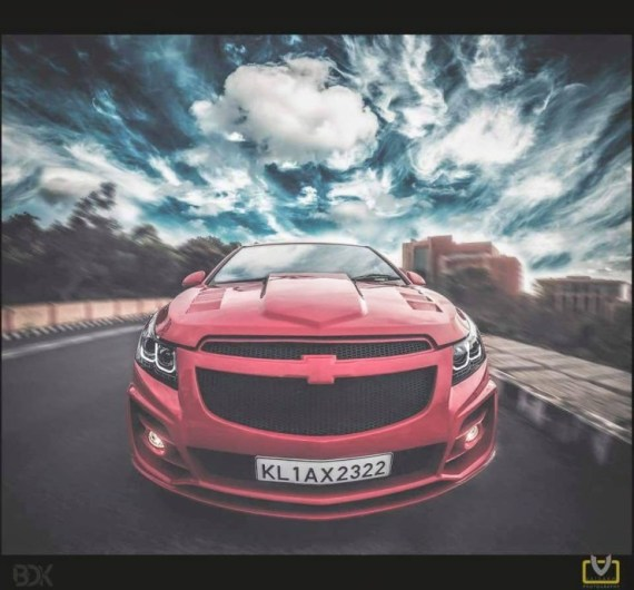 Chevy Cruze Diesel >> 5 of India's hottest, modified Chevrolet Cruze cars