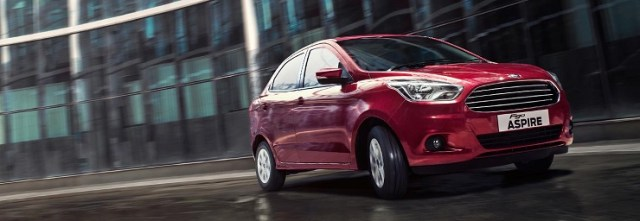 ford aspire discounts march 2018
