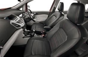 Ford Ecosport Interiors 1