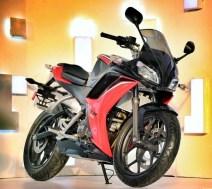 Hero Motocorp HX 250R 3